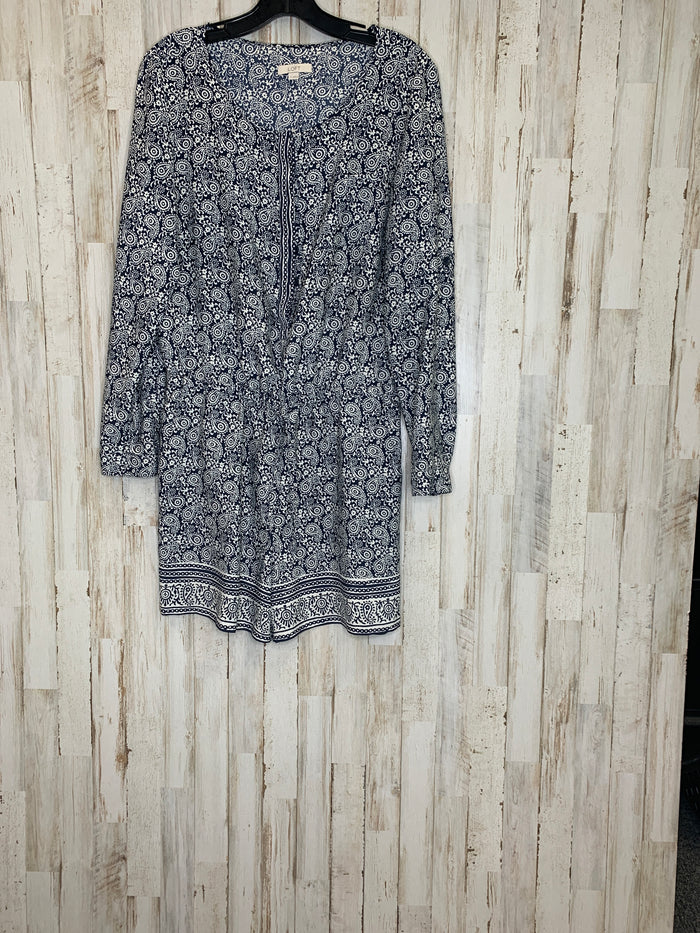 Dress Short Long Sleeve By Ann Taylor Loft  Size: S