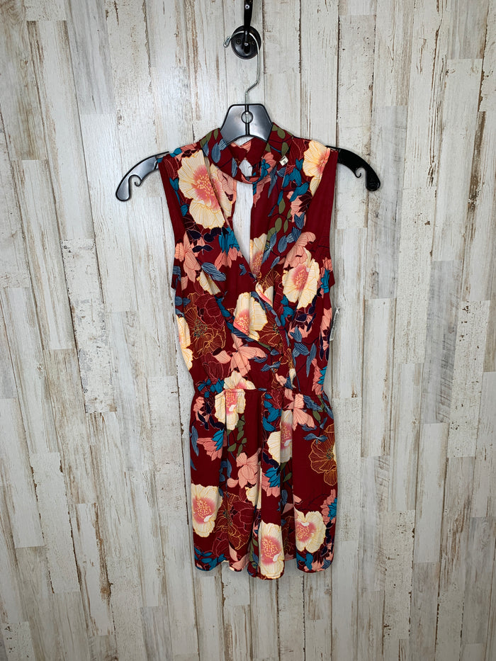 Dress Short Sleeveless By Monteau  Size: S