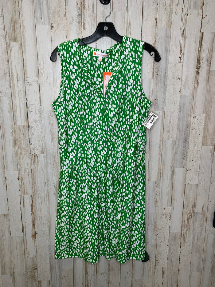 Dress Short Sleeveless By Jude Connally  Size: L
