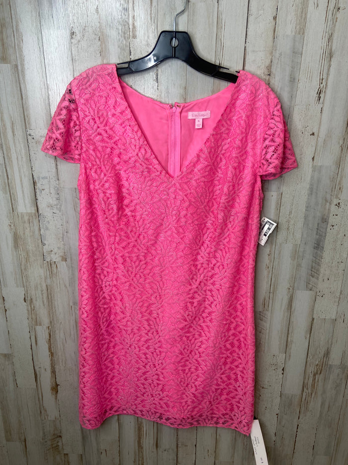 Dress Short Short Sleeve By Lilly Pulitzer  Size: Xl