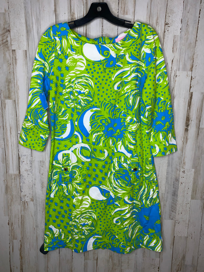 Dress Short Long Sleeve By Lilly Pulitzer  Size: M