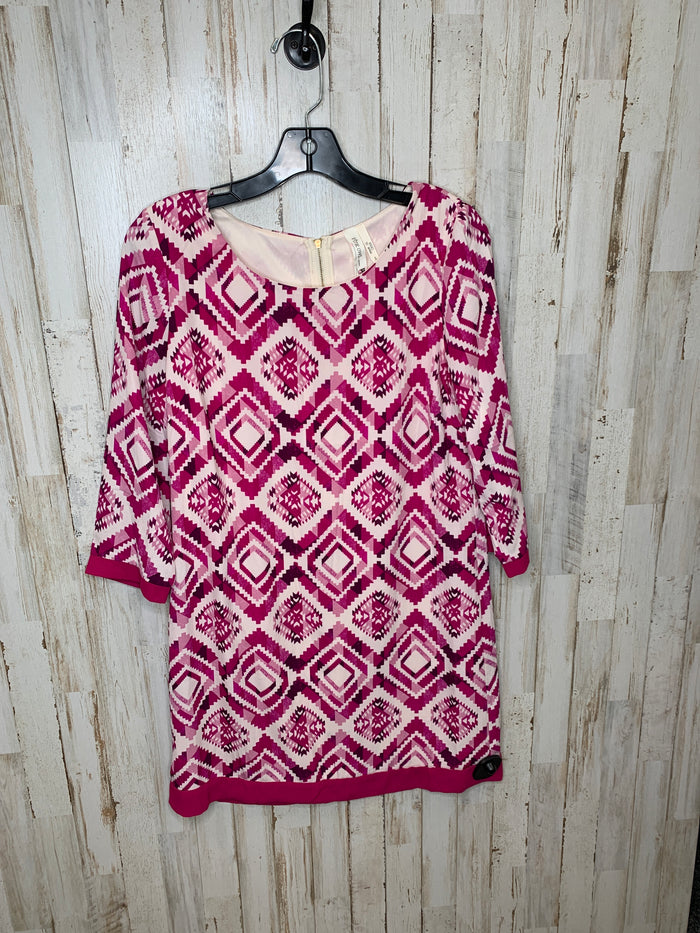 Dress Short Long Sleeve By Pink Owl  Size: S