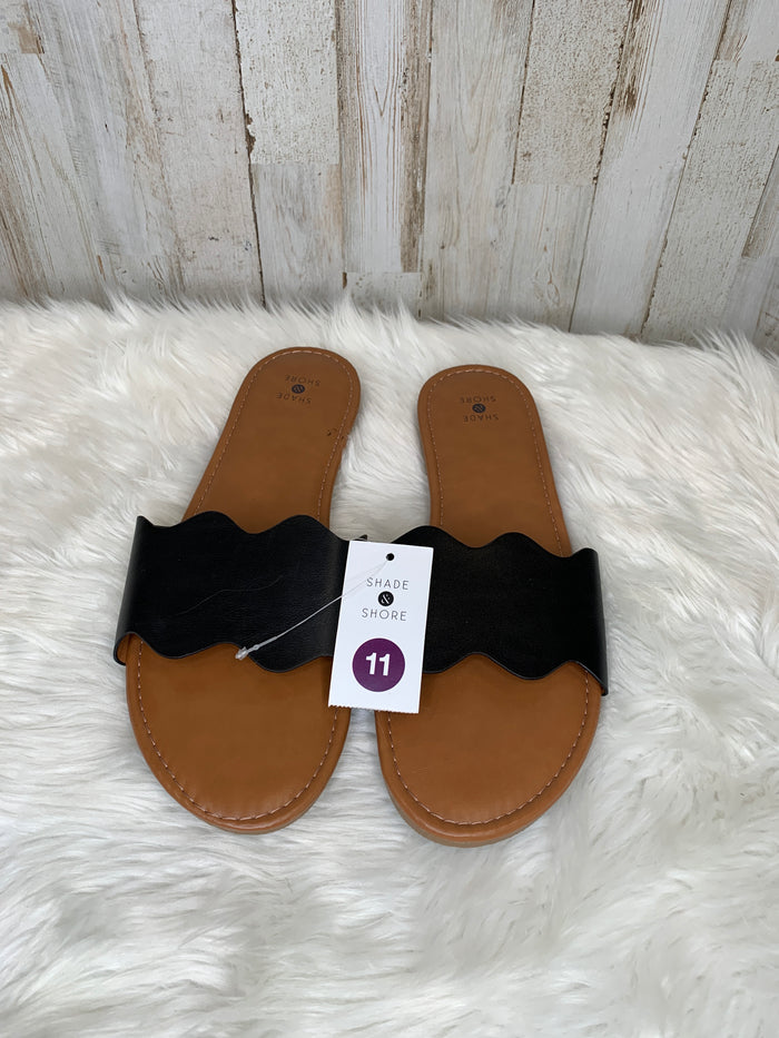 Sandals Flat By Clothes Mentor  Size: 11