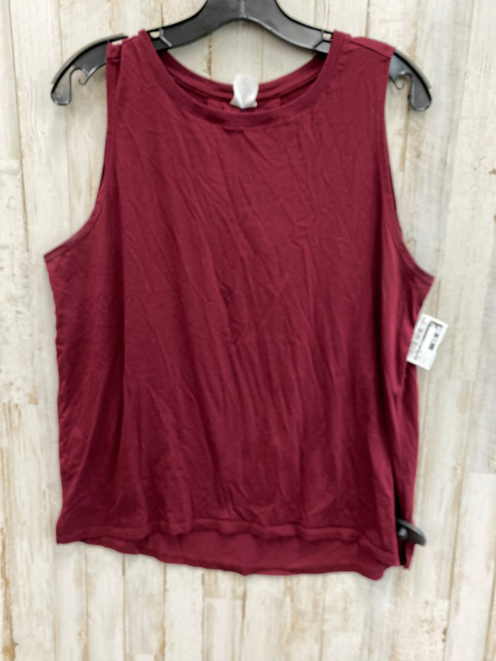 Tank Top By Athletic Works  Size: L