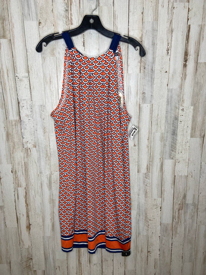 Dress Short Sleeveless By Mudpie  Size: L