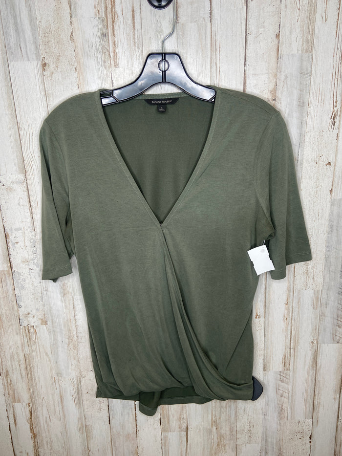 Top Short Sleeve By Banana Republic  Size: S