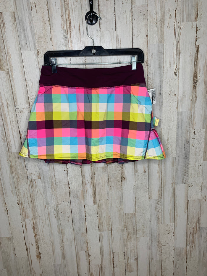 Athletic Skirt Skort By Lululemon  Size: 6