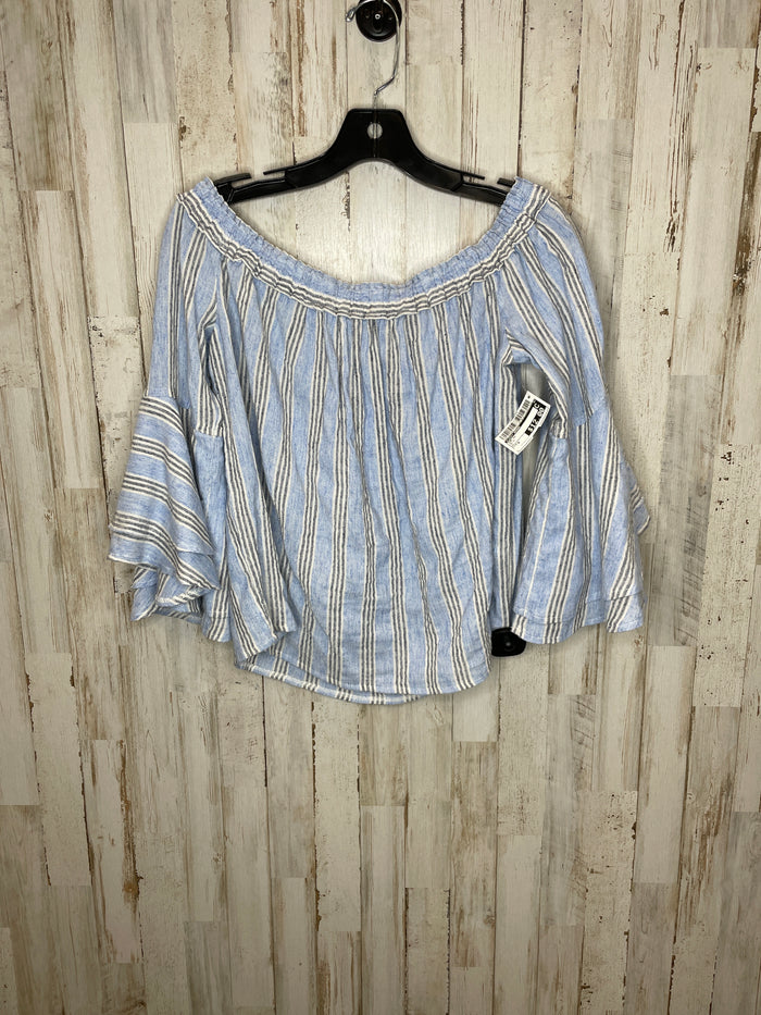 Top Short Sleeve By Lucky Brand  Size: S