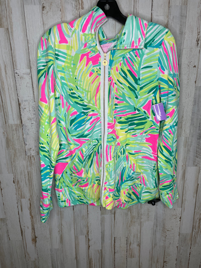 Athletic Jacket By Lilly Pulitzer  Size: L