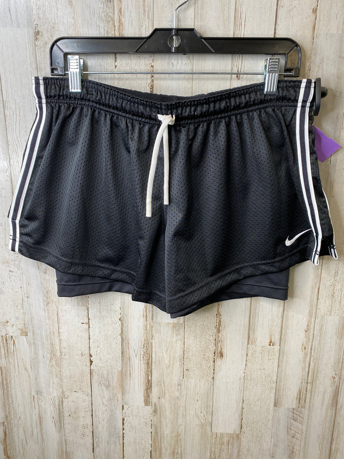 Athletic Shorts By Nike Apparel  Size: L