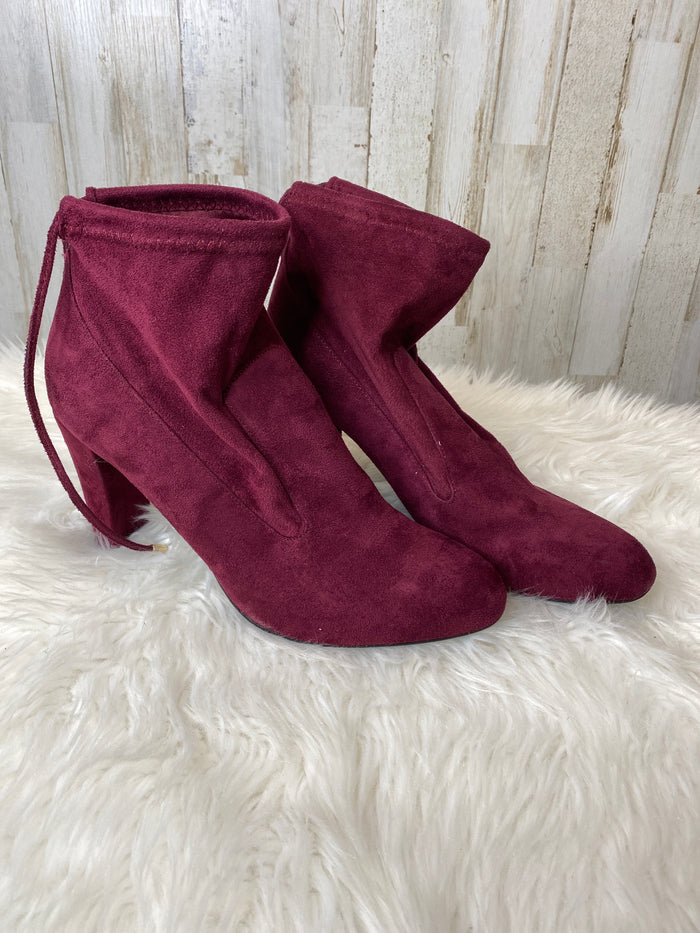 Boots Ankle By Unisa  Size: 9