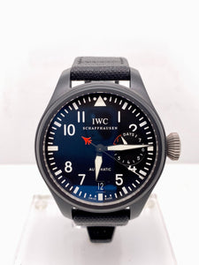 "IWC Big Pilot ""Top Gun"""