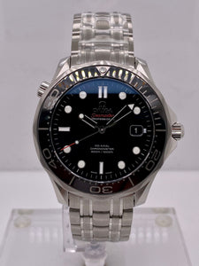 Omega Seamaster with Co-Axial Movement