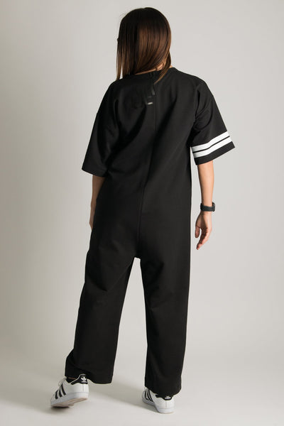 Woman Jumpsuit, Plus Size Jumpsuit, Loose Casual Drop Crotch Harem jumpsuit
