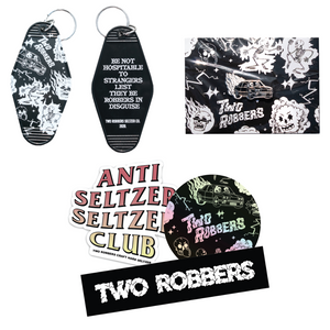 "Two Robbers - ""TRINKETS"" Pack"