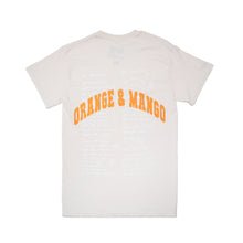 Load image into Gallery viewer, Orange Mango Logo Tee