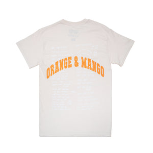 Orange Mango Logo Tee