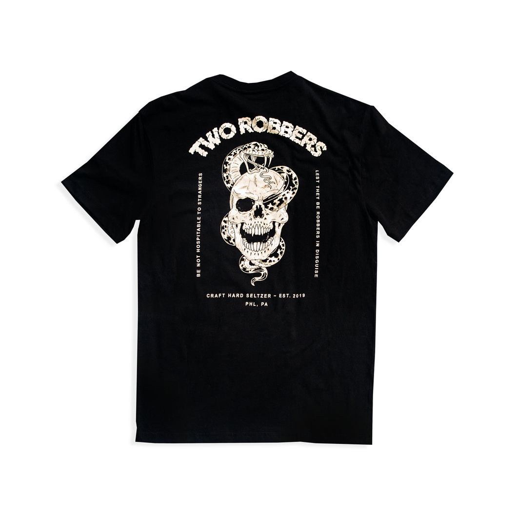 Skeleton Crew T-Shirt - Black