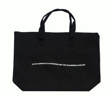 Load image into Gallery viewer, Two Robbers Logo Tote Bag