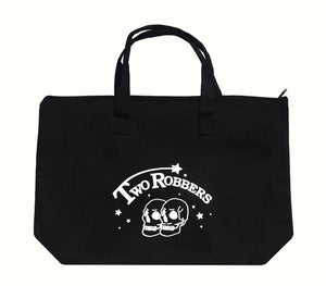 Two Robbers Logo Tote Bag