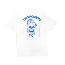Load image into Gallery viewer, Skeleton Crew T-Shirt - White