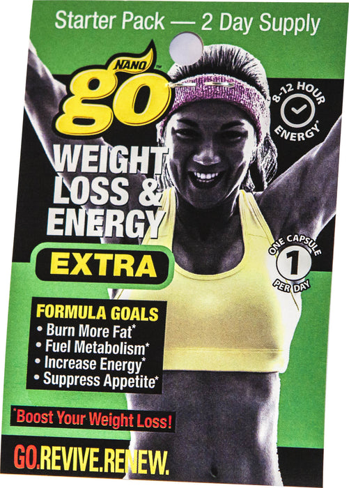 Weight Loss & Energy - EXTRA Strength