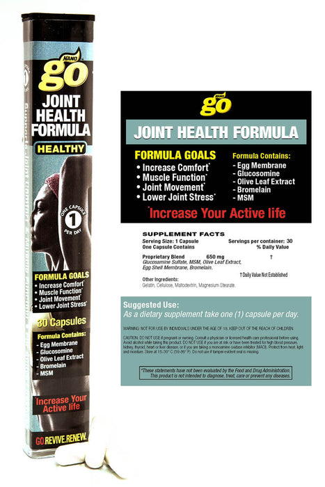 JOINT HEALTH FORMULA