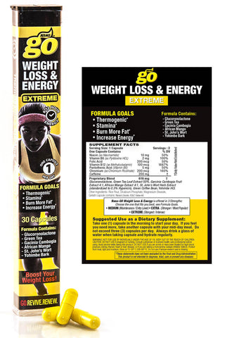 Weight Loss & Energy - EXTREME Strength