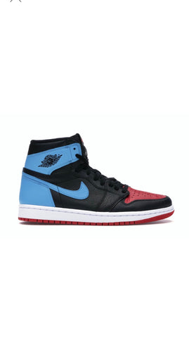 "Air Jordan 1 Retro High ""NC to CHI Leather"" (WMNS)"