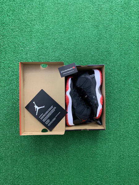 "Air Jordan 11 Retro ""Bred"" (2019) (GS)"