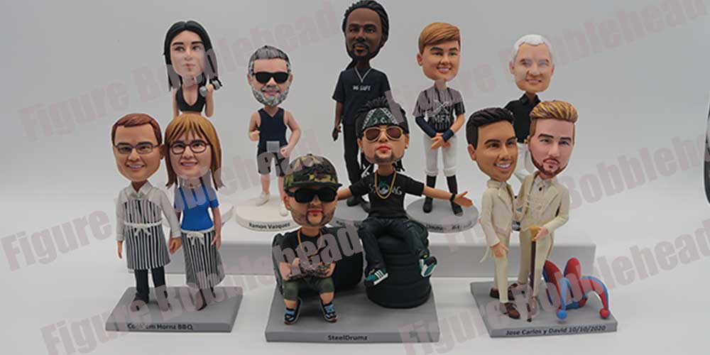 Finished Products Show of Figure Bobblehead-1