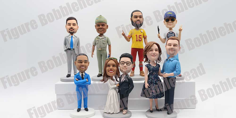 Finished Products Show of Figure Bobblehead-4