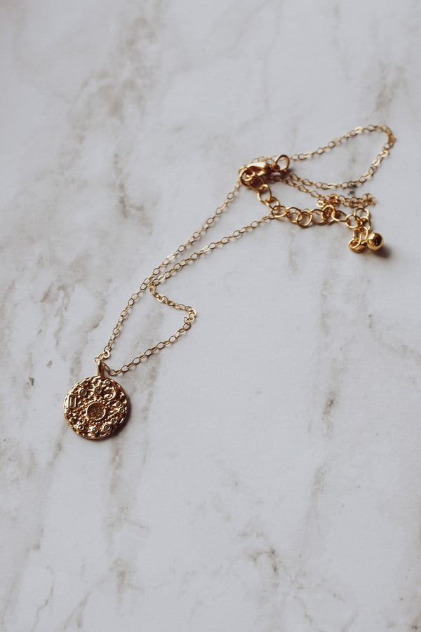 Bali Coin Necklace