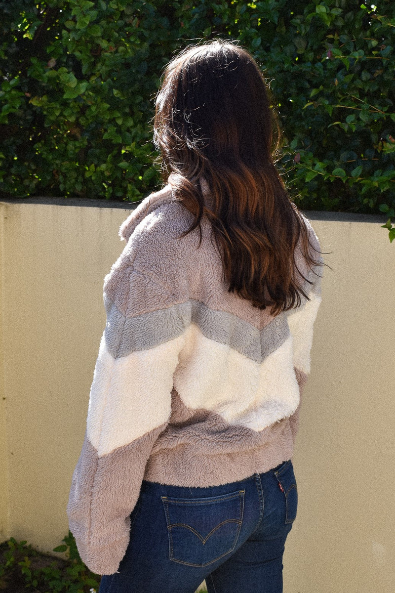 Reese Faux Fur Jacket