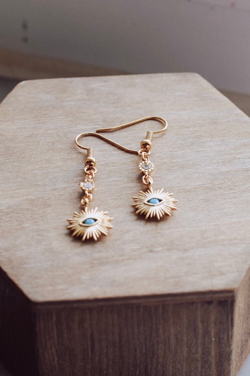 La Soleil Earrings