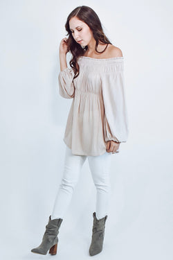 Lilah Off the Shoulder Blouse