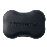 FitBark 2 Cover, Partner in Crime Black