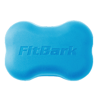 FitBark 2 Cover, Life of The Party Blue