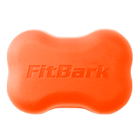 FitBark 2 Cover, Bundle of Energy Orange