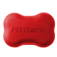 FitBark 2 Cover, Passionate Lover Red
