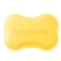 FitBark 2 Cover, Happy Sunshine Yellow