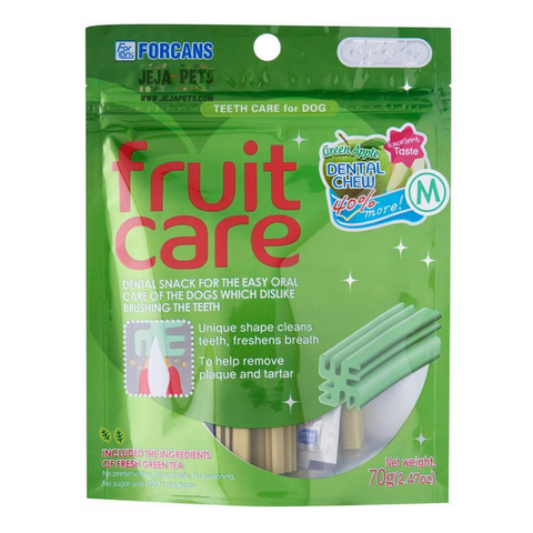 [DISCONTINUED] Forcans Fruit Care Green Apple - S / M (70g)