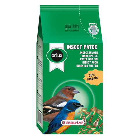 Versele Laga Orlux Insect Patee Min 25% Insects - 200g