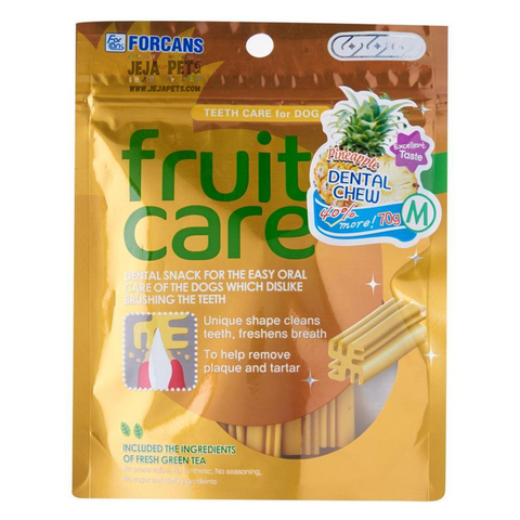 [DISCONTINUED] Forcans Fruit Care Pineapple  - S / M (70g)
