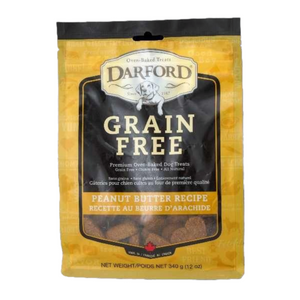 Darford Grain Free Peanut Butter for Dogs - 340g