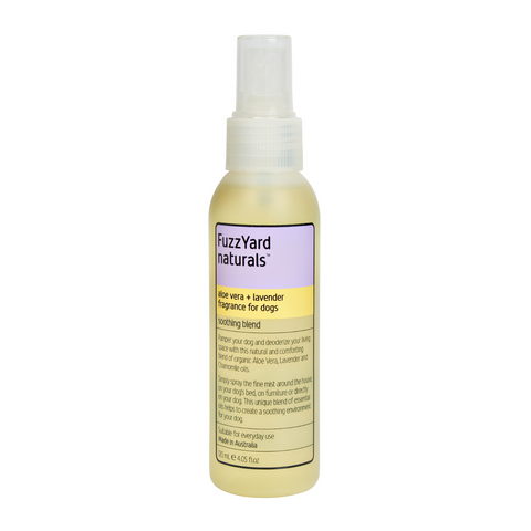 FuzzYard Soothing Spray (Aloe Vera + Lavender) - 120ml