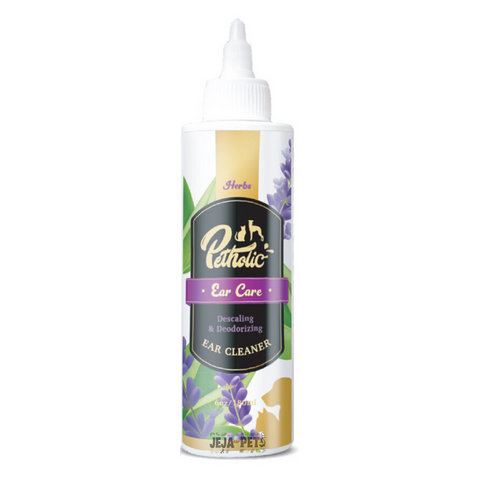 [LAUNCH PROMO: 10% OFF] Petholic Herbal Pet Ear Cleaner - 180ml