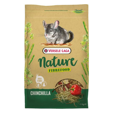 Versele-Laga Nature Fibrefood Chinchilla - 1kg