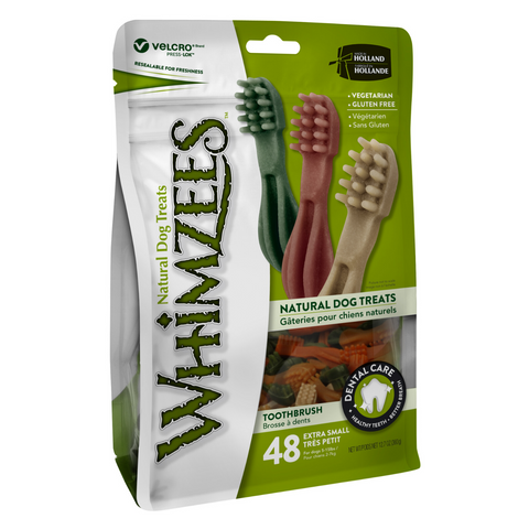 Whimzees Toothbrush - XS