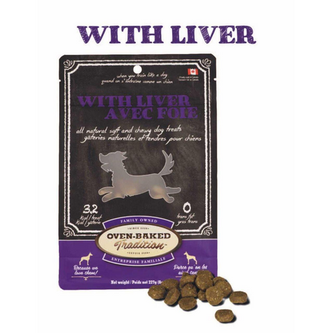 Oven-Baked Tradition Dog Treat (Liver) - 227g
